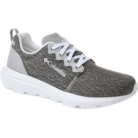 Columbia Backpedal Outdry Shoes Women Steam/White